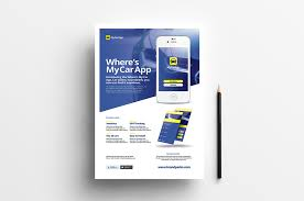 Free Flyer Layout 50 Free Vector Flyer Templates For Pro Designers Brandpacks