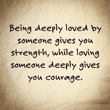 Quotes About Strength And Love Best So True Love Quote Life Me Courage Strength Igers Flickr