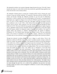 hard times research paper example