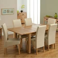 Cushion Floor For Kitchens Kitchen Chairs Simple And Modern Kitchen With A Wooden Dining