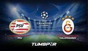 PSV Galatasaray maçı ne zaman saat kaçta hangi kanalda? İşte PSV GS maçı  muhtemel 11'leri! - Tüm Spor Haber