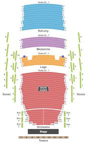 Pikes Peak Performing Arts Center Seating Chart Pikes Peak Center Tickets Colorado Springs Co Ticketsmarter