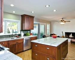 craftsman style kitchen lighting. Craftsman Kitchen Design Lighting Excellent With Recessed Lights Style . L
