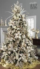 Elegant Christmas Tree Decorating Great White Christmas Tree Decorating Ideas 25 About Remodel
