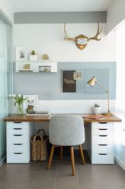 two desk office. 30 Incredibly Organized Creative Workspaces Two Desk Office N