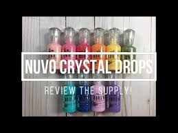 Nuvo Crystal Drops Ins And Outs