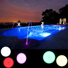 How To Change Light Bulb In Swimming Pool Chinly 120v 18w Rgb Color Changing Replacement Swimming Led