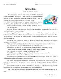 Third Grade Reading Comprehension Worksheets | Page 3 of 10 | Have ...