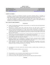 Artist Architect Resume 01 2011 2pg
