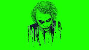 Green Joker Full Hd Wallpaper