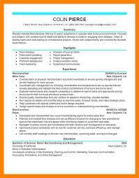 4040 Visual Merchandising Resumes Jobcv New Visual Merchandiser Resume