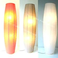 rice paper lamp shades bronze arc floor lamp with 3 paper lantern shades stylish regarding 8 rice paper lamp shades