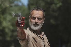 the much hyped departure of rick grimes didn t go the way anyone expected