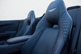 aston martin vanquish interior blue. aston martin vanquish volante is a gift unto itself interior blue