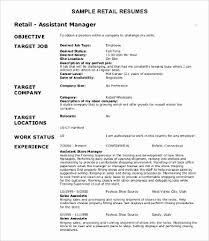 Sample Retail Resume Cool Sales Associate Description For Resume Luxury 44 Sample Retail