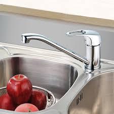 <b>Кухонный смеситель Iddis</b> Alborg K56001C Глянцевый хром ...