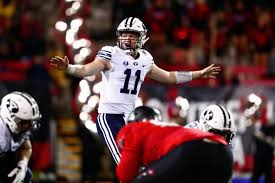Byu Football 2017 Depth Chart Tennessean Joe Critchlow Lost His Starting Qb Position At