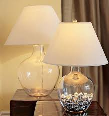 recommendations nightstand lamps for bedroom beautiful modern glass vase bedroom table lamp white shade