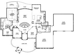 santa fe house plan first floor 101d 0019 house planore
