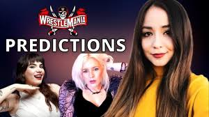 LIVE: WWE WrestleMania 37 Predictions ...