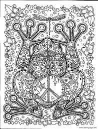 Small Picture adult big frog Coloring pages Printable