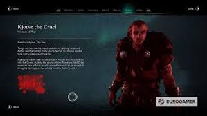 He's in the far south of eurviscire, patrolling along the road into lincolnscire. Assassin S Creed Valhalla Order Of The Ancients Locations Where To Find Zealot And Warden Order Member Locations Eurogamer Net