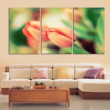On The Wall Painting Online Get Cheap Tulip Painting Aliexpresscom Alibaba Group