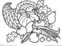 Small Picture Thanksgiving Coloring Pages Thanksgiving School and Kindergarten