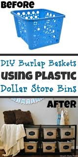 Diy Storage Container Ideas Best 25 Painting Plastic Bins Ideas On Pinterest Plastic