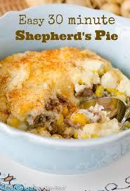 easy dinner ideas for company. our 30 minute bake easy shepherd\u0027s pie. family dinner recipeseasy ideas for company u