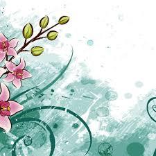 おしゃれな花のイラスト Ipadタブレット壁紙ギャラリー