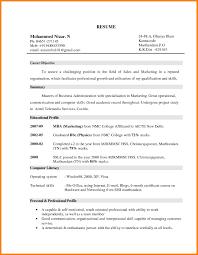 8 Teen Resume Objective G Unitrecors