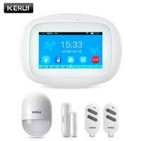K52 4.3 Inch Screen WIFI GSM <b>Alarm</b> System - Shop Cheap K52 4.3 ...