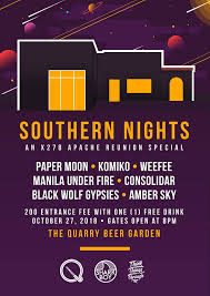 southern nights at the quarry beer garden