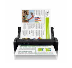 <b>Epson WorkForce DS-360W</b> Wi-Fi Portable Sheet-fed Document ...
