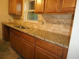 kitchen backsplash cherry cabinets black counter. Nice 16 Affordable Kitchen Backsplash Ideas Cheap With Cherry Cabinets \u0026 White Black Countertops , Counter D