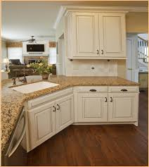 white kitchen cabinets with brown granite countertops picture of white kitchen cabinets with granite countertops