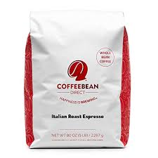 Introduced in the 1500s, coffee has developed its own culture in italy. Amazon Com Coffee Bean Direct Italian Roast Espresso Whole Bean Coffee 5 Pound Bag Grocery Gourmet Food