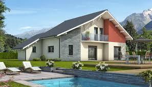 Salle De Bain Tropicale #16   Plan De Maison Moderne Mont Revard Plan  Maison Gratuit