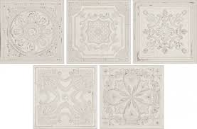 <b>Керамическая плитка Aparici</b> Gatsby White Tin 20.1х20.1 – купить ...