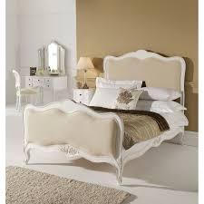 white shabby chic bedroom furniture. Impressive Shabby Chic Bedroom Furniture This Fantastic Paris Antique French Bed Works Wonderfully White