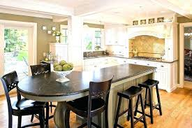 counter height kitchen island table counter height kitchen island enjoyable height kitchen island dining table ideas