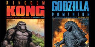 Kong is a 2021 american monster film directed by adam wingard. Godzilla Vs Kong Prequel Graphic Novels Score Art Adams Covers