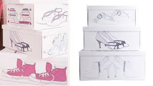 Decorative Shoe Box Boutique Shoe Boxes by Bombay Duck 54