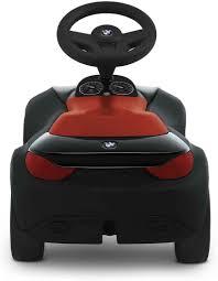 Bmw Baby Racer Iii Schwarz Orange Amazon De Spielzeug