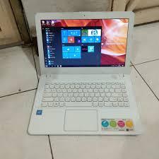 Harga asus zenfone c saat ini adalah rp 280,000. Jual Laptop Asus X441s Ram 2gb Hdd 500gb Celeron Like New Kota Tangerang Laptop Second Berkulitas Tokopedia