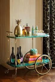 antique bar cart. Great Bar Cart Vintage Best 25 Carts Ideas On Pinterest Gold Antique R
