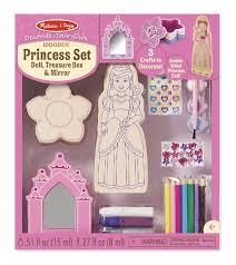 Decorate Your Own Clothes Decorate Your Own Wooden Princess Set