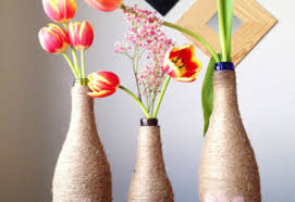 How To Decorate Beer Bottles BrightNest Decorate Your House with Empty Bottles 12