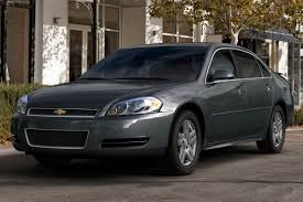 Used 2015 Chevrolet Impala Limited Sedan Pricing - For Sale | Edmunds